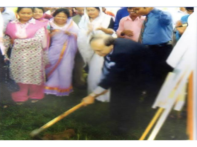<h3 style='color:#FFF'>Hon'ble Chairman in the Foundation Laying Ceremony of Zohan Z. Choudhury Boys Hostel - 2007</h3> Hon'ble Chairman in the Foundation Laying Ceremony of Zohan Z. Choudhury Boys Hostel - 2007