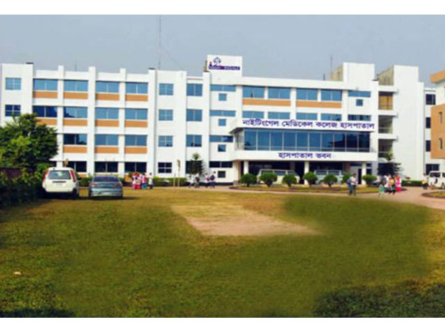 <h3 style='color:#FFF'>Nightingale Medical College & Hospital</h3> Nightingale Medical College Hospital - 2015