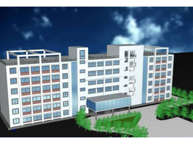 <h3 style='color:#FFF'>Nightingale Medical College Hospital (3D)</h3> Nightingale Medical College Hospital (In Future)